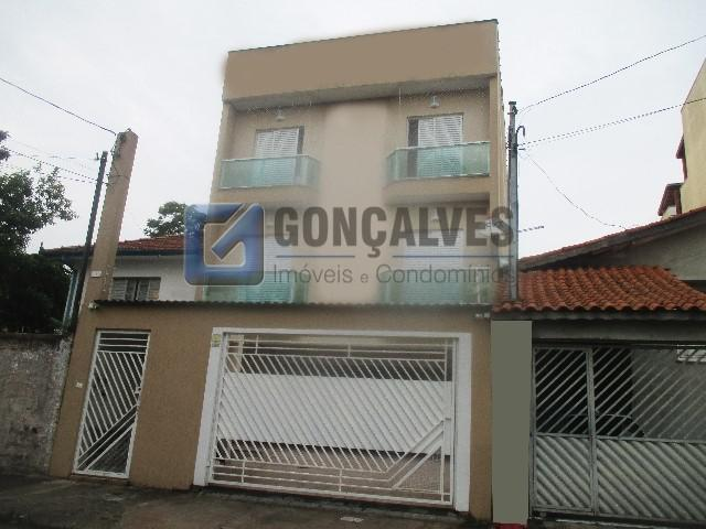 Locação apartamento santo andre vila lucinda ref: 33897