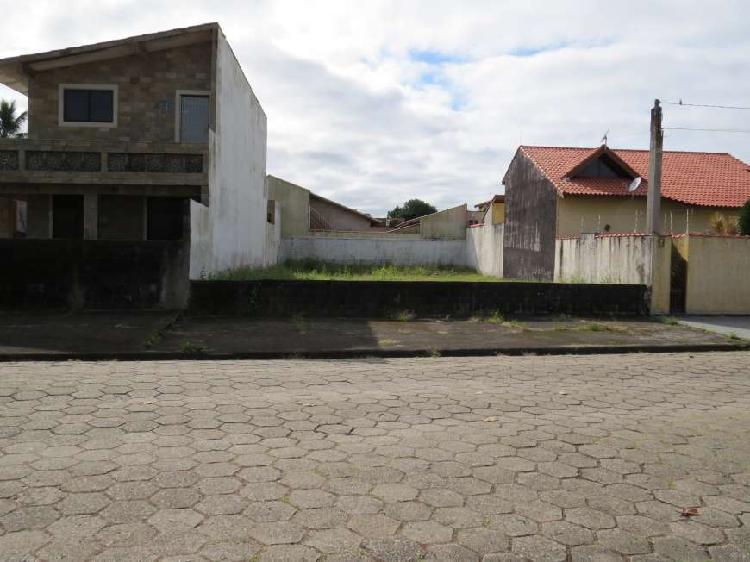 Lote/terreno para venda possui 273 metros quadrados em