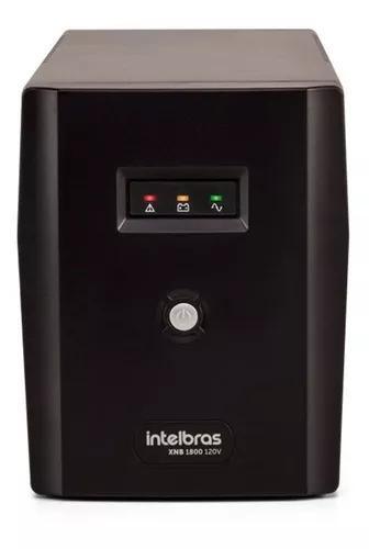 Nobreak intelbras xnb 1800 120v nota garantia tf