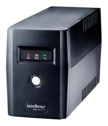 Nobreak intelbras xnb 720va 4 tomadas