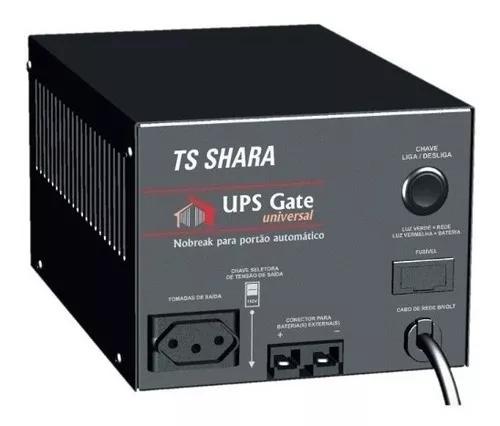 Nobreak ups gate 1600va bivolt portão eletrônico cancela