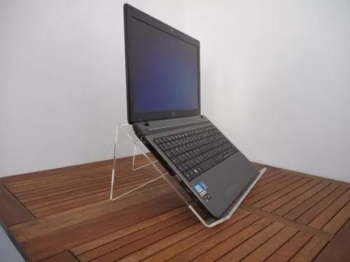 Suporte mesa notebook up table apoio clean até 15 polegadas
