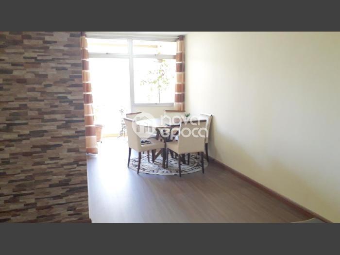 Vila isabel, 1 quarto, 1 vaga, 71 m² rua luís guimarães,