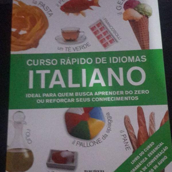 Curso rápido de italiano