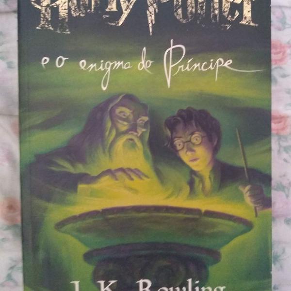 Harry potter e o enigma do príncipe - jk rowling