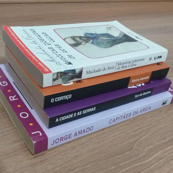 Kit literatura clássica