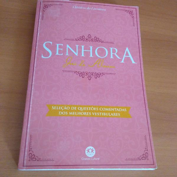 Livro senhora