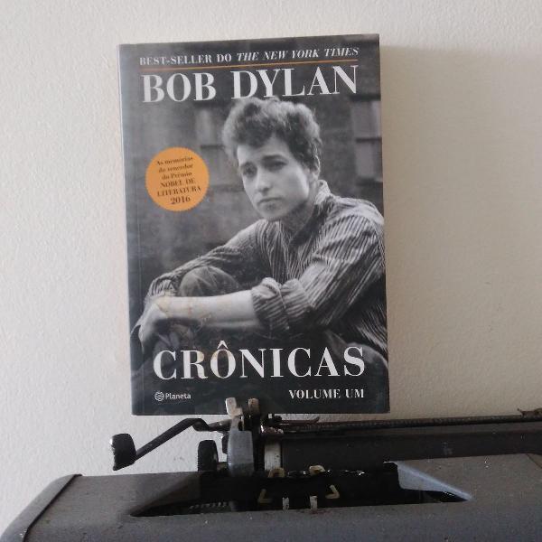 Livro: bob dylan - crônicas - volume um - editora planeta