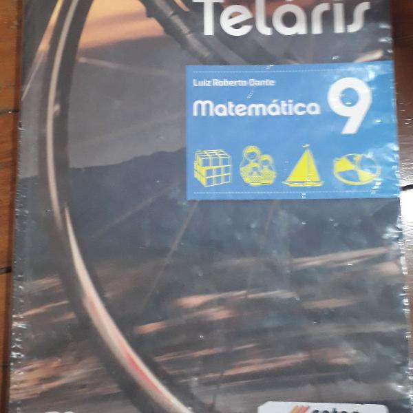 Livro matematica 9,projeto telaris,editora atica