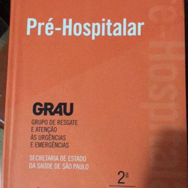 Livro pré hospitalar-grau