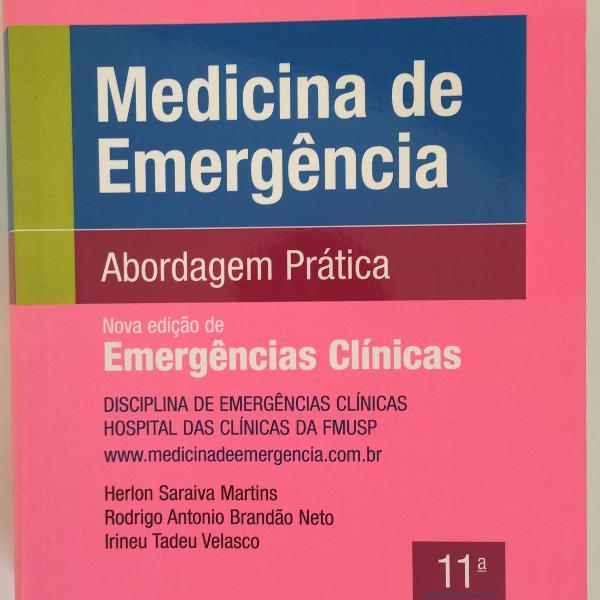 Medicina de emergência - 11ª edição