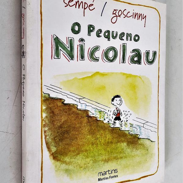 O pequeno nicolau - 5ª edição - sempé / goscinny