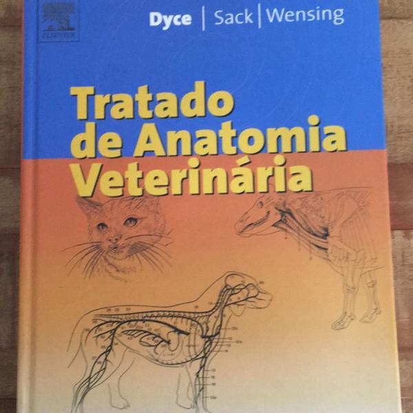 Tratado de anatomia veterinária 3a edição