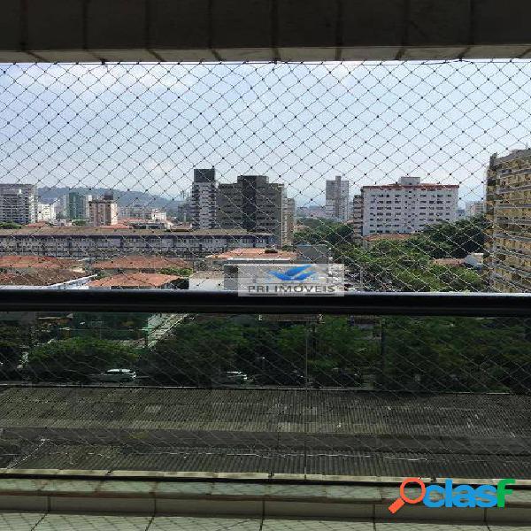 Apartamento à venda, 297 m² por r$ 798.000,00 - boqueirão - santos/sp