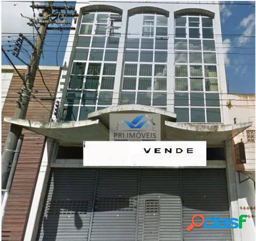 Prédio à venda, 800 m² por r$ 1.450.000,00 - centro - santos/sp
