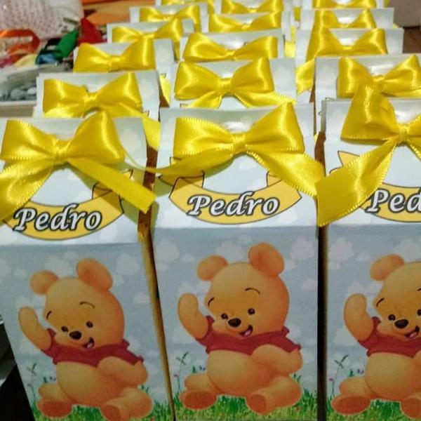 30 caixas milk personalizadas