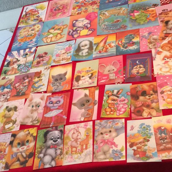 44 papéis de carta cartiuge medios e pequenos