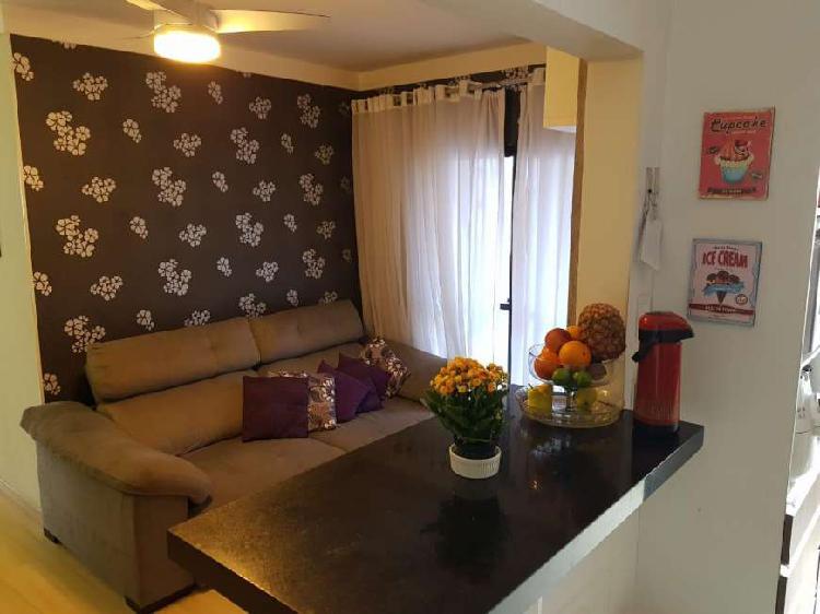 Apartamento 2 dormitórios vila tupi praia grande