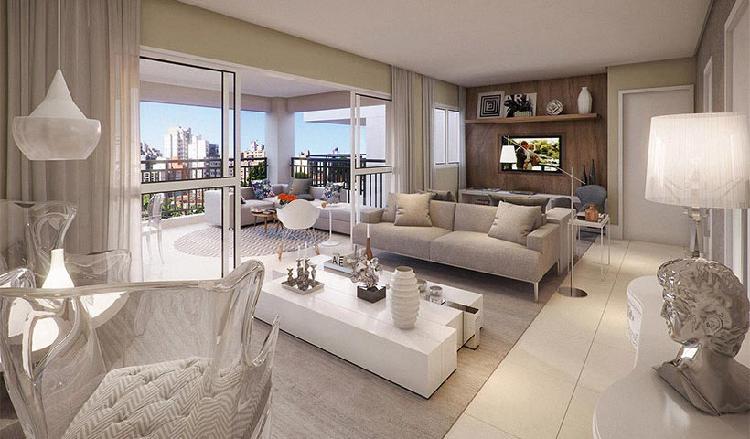 Apartamento de 170 m² ,com 4 dormitórios , no bairro do
