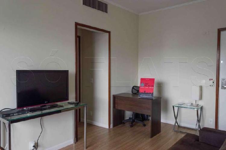 Apartamento disponível para locação na consolação