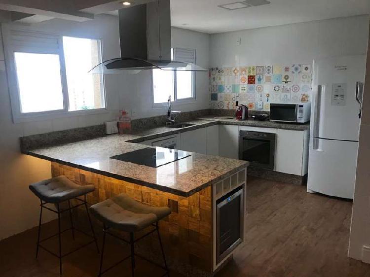 Apartamento para venda com 120 m² b santa paula
