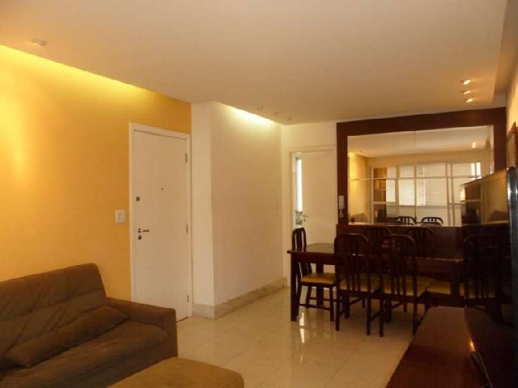 Apartamento três quartos elevador, salão de festa e