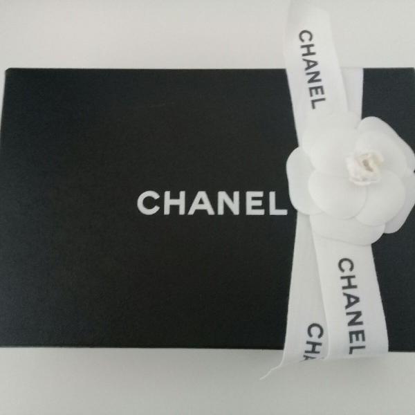 Caixa original chanel