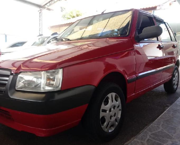 Fiat uno mille fire flex economy 1.0 2012 4 portas completo