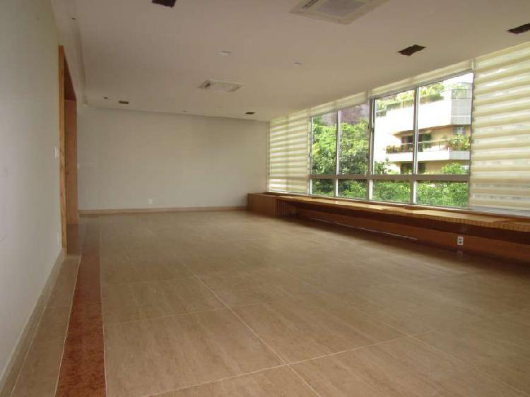 Jardim botânico - apartamento - 220m² - 4 quartos (1