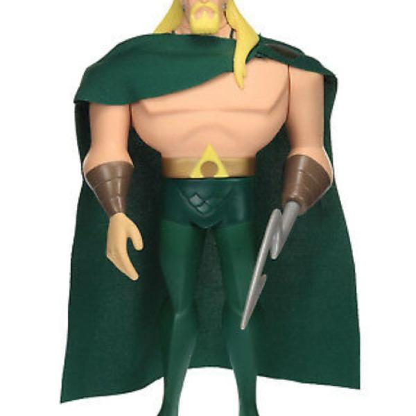 Justice league unlimited aquaman action figure / figura de