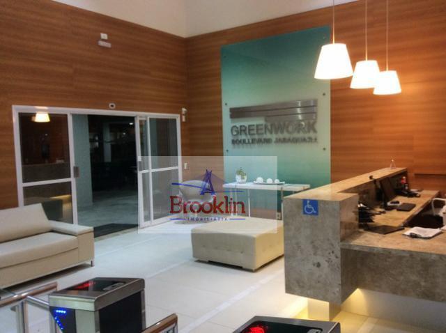 Sala comercial em edifício para aluguel em jabaquara são