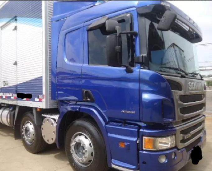 Scania p310-2014-4ºeixo parcelo direto no boleto!