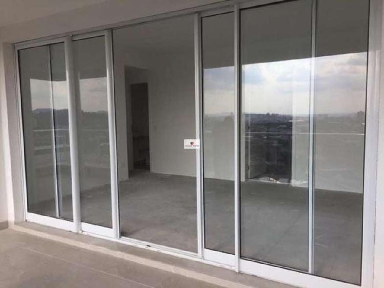 Vila anastacio apartamento novo a venda com 134 metros