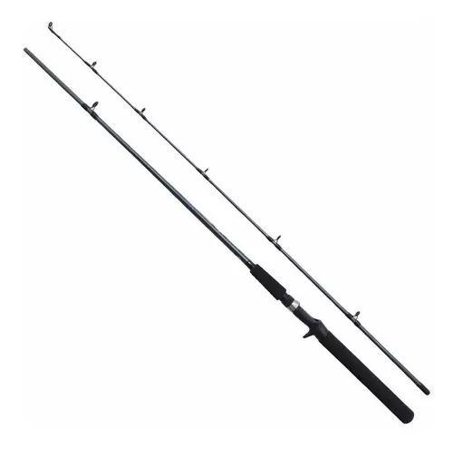 Vara de pesca para carretilha shimano 20 libras 2 partes