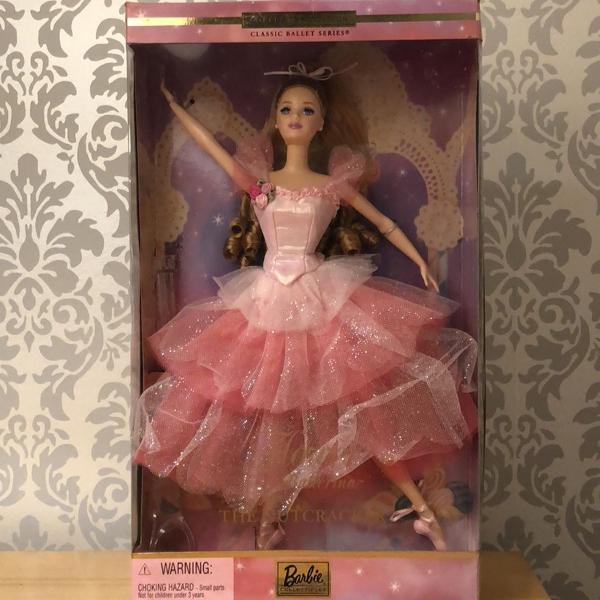 Barbie flower ballerina - the nutcracker 2000