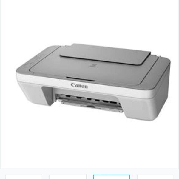 Impressora scanner canon mg2410