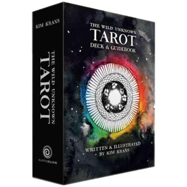 The wild unknown tarot deck and guidebook (drop shipping)