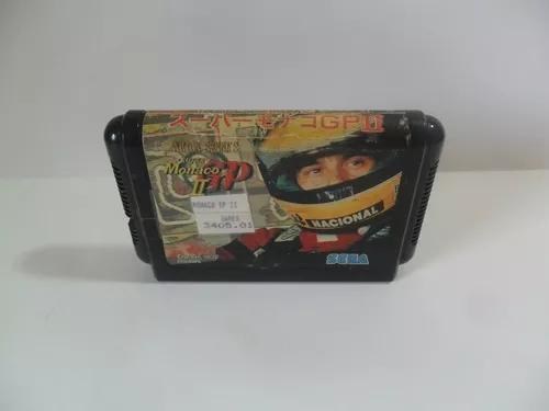 Ayrton Sennas Super Monaco Gp 2 Ii