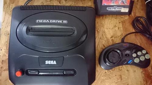Console mega drive 3 - mod no power