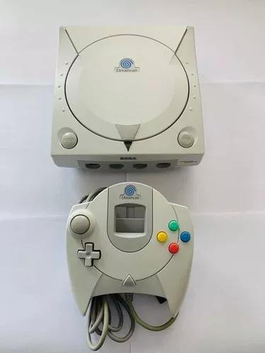 Dreamcast branquinho - va1 - raridade - ler anúncio