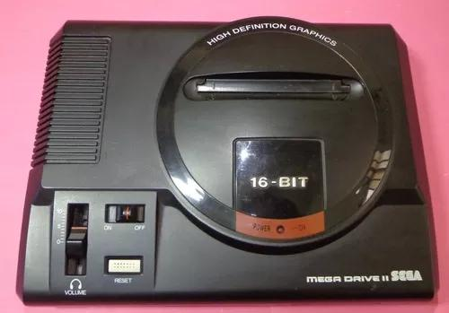 Mega drive 2 - só o console - original tectoy- funcionando