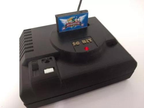 Mini Video Games Bhs Retro Megadrive +(2 Controle C/fio)32gb