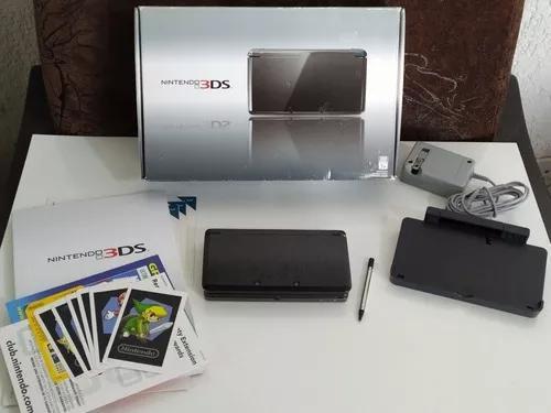 Nintendo 3ds desbloqueado perfeito com muitos jogos 3d