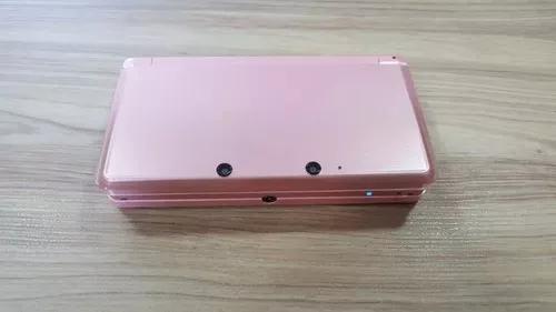 Nintendo 3ds old destravado + cartão 8gb