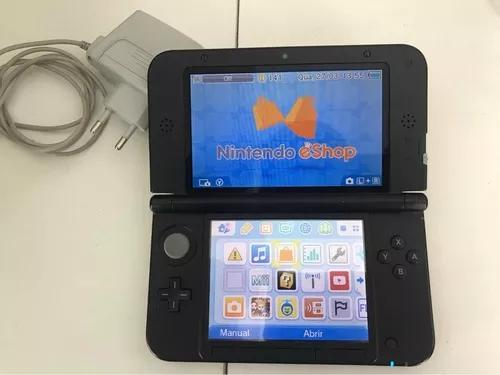 Nintendo 3ds vermelho - nintendo