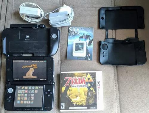Nintendo 3ds xl completo s