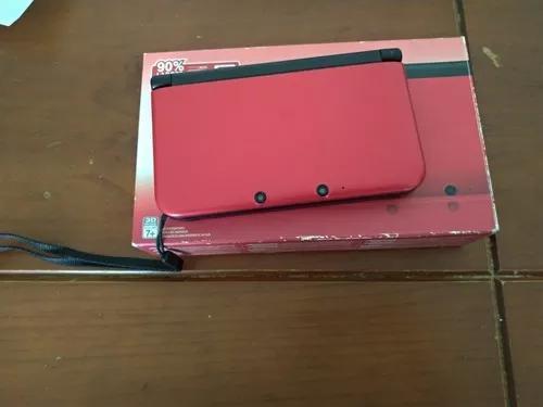 Nintendo 3ds xl desbloqueado 32gb