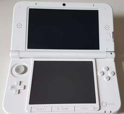 Nintendo 3ds xl edição mario - usado