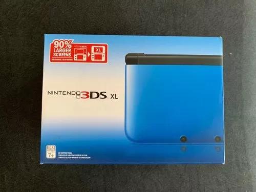 Nintendo 3ds xl novo + na caixa + nunca usado