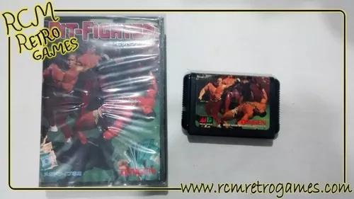 Pit fighter mega drive genesis japonês original